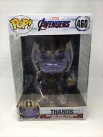 """Funko Pop! Thanos 10"""" Inch Avengers Endgame - Vinyl Figure - Marvel"""