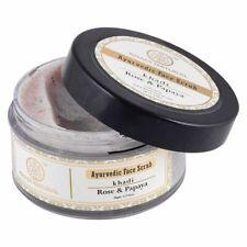 Khadi Natural Rose & Papaya Face Scrub 50 gm