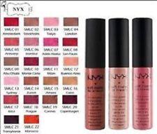 NYX Soft Matte Lip Cream, Choose your Shade £3.99 each