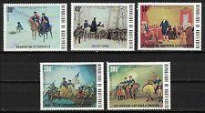 HAUTE-VOLTA:1975 SC#365-367, C209-C210 MNH American Bicentennial