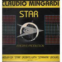 """Claudio Mingardi Vinile 12"""" Star / Best Record – BEST 12027 Nuovo"""
