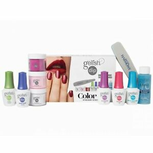 Gelish Xpress Dip COLOUR KIT - Strengthen and Support Nails