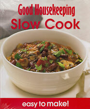 Good Housekeeping Slow Cook Easy to Make! BRAND NEW BOOK (Paperback 2011)