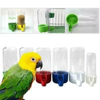 Bird Feeder Food Water Feeding Automatic Drinker Parrot Dispenser Pet Supply