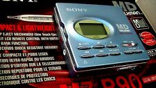 VINTAGE SONY MINIDISC WALKMAN RECORDER MODEL MZ-R91