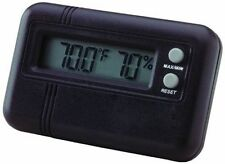 Buddy Products Digital Thermo Hygrometer, Thermometer, 1546D