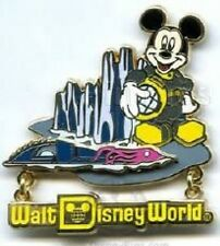 Disney Pin: Retro Walt Disney World Resort - 20,000 Leagues Under the Sea