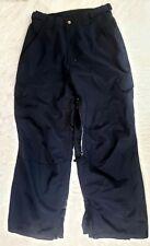 Billabong Mens Medium 31x28 Pants Bullet Proof Outerwear Snowboarding Cargo