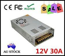 Led 5050 3528 Converter AC100-240V To DC 12V 30A 360W Car Power Supply Adapter