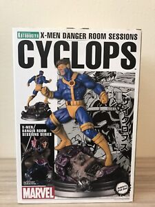 CYCLOPS FINE ART KOTOBUKIYA STATUE Marvel Comics X-Men Danger Room Sessions