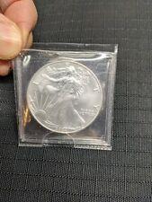 2005 American Silver Eagle 1 Troy Oz .999 Fine Silver