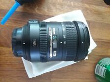 Nikon Af-s Dx Ed Vr II Lente 18-200 mm f/3.5-5.6 DX FX