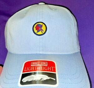 Seminole Golf New Lightweight American Needle- Lite Blue 100% Cotton,