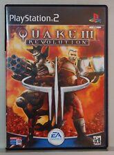 QUAKE III REVOLUTION - PLAYSTATION 2 - PAL ESPAÑA