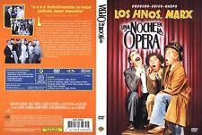 UNA NOCHE EN LA OPERA. dvd