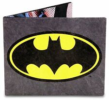 Batman Bifold Wallets for Men with Credit Card