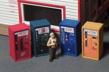 HO SCALE  Vending Machines SODA POP 4OA