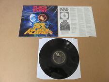 PUBLIC ENEMY Fear Of A Black Planet DEF JAM LP RARE ORIGINAL USA 1ST PRESSING