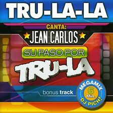Tru La La, Jean Carl - Jean Carlos Su Paso Pro Tru la la [New CD]