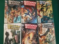 DC Batman and the Outsiders Volume 2 Issues #1-20 with Special Issue