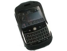 Lambskin Leather Phone Protector Case Cover For BlackBerry Bold 9000