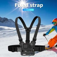Adjustable Chest Harness for GoPro Hero9 Hero 9 Black Action Camera Accessories