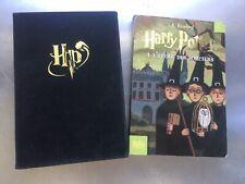 Coffret Collector Velours Harry Potter a l école des Sorciers