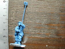 Anteater flag bearer french foreign legion colonial eureka metal miniature #p223