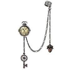Alchemy Empire Uncle Alberts Timepiece Clock Key Steampunk Single Earring E349