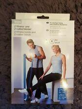 Rubberband B-CORE/_Fitnessband/_Gymnastikband/_Athletiktraining/_TEAMTRAINING/_blau