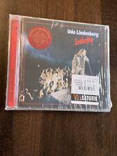 CD Udo Lindenberg Livehaftig  Remastered Digitally Remastered