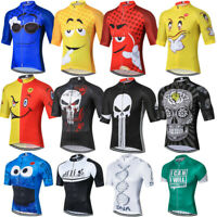 Ciclismo Jersey Top Summer Racing Ciclismo Ropa Manga Corta En Bicicleta Camisas
