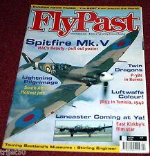 Flypast 2001 April P-38,Lancaster,Lightning,Pyote,N3N