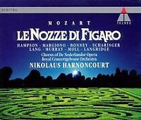Le Nozze de Figaro (Gesamtaufnahme) von Bonney, Moll | CD | Zustand gut