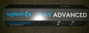 Logitech G502 HERO Mouse and G240 Mouse Pad Bundle NEW in Factory Sealed Box