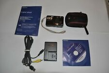 Sony Cyber-shot DSC-W150 8.1MP Digital Camera w/ Accessories - Black