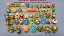 *SEND RANDOM * Lot of 10pcs MOSHI MONSTERS Gold & More Moshlings Figure Kids Toy