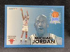 1992 93 FLEER #6 MICHAEL JORDAN ALL STAR CHICAGO BULLS HOF