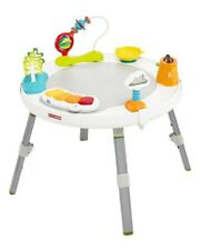 Skip Hop Explore & More Baby's View 3-Stage Activity Center Bouncer Play Table
