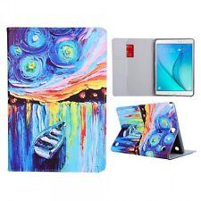 Funda protectora Dibujo 66 para el Samsung Galaxy Tab A 9.7 T550 T555N Carcasa