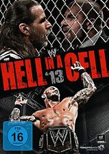 WWE Hell in A Cell 2013 Orig DVD WWF Wrestling