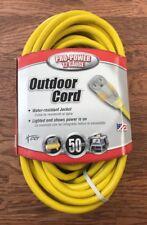 Cci 50ft 12 Gauge Extension Cord