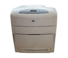 HP Color LaserJet 5550DN Laser Printer Refurbished Q3715A 90 Day Warranty