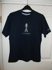 NEW with tags Navy  T shirt SIZE 12 silver stud detail (Footie Chick)