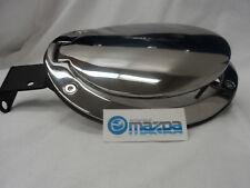 MAZDA MX-5 MIATA 2006-2013 SOFT TOP NEW OEM CHROME FUEL DOOR