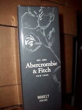 NEW Abercrombie & Fitch Women's Wakely Perfume Fragrance 1.7 OZ