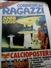 Corriere dei ragazzi 19 1974 Postorici Bottaro NO ALBO