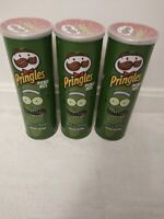 Rick And Morty Pickle Rick Pringles Limited Edition Lot of 3