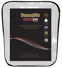 Dunlopillo Temprakon Temperature Regulating Mattress Protector QUEEN RRP $389.95