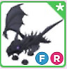 ROBLOX adoptarme-legendario, volar, Ride-Shadow Dragon